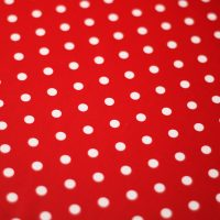 Red, White Dots